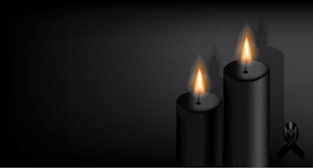 immagine lutto