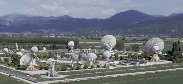 immagine telespazio