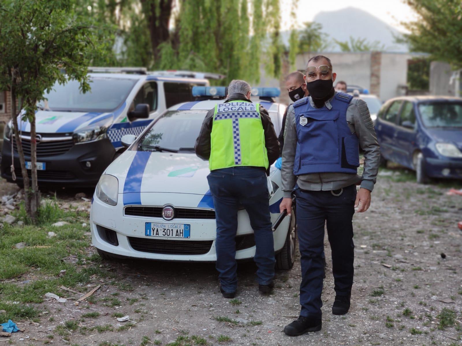 immagine polizia municipale