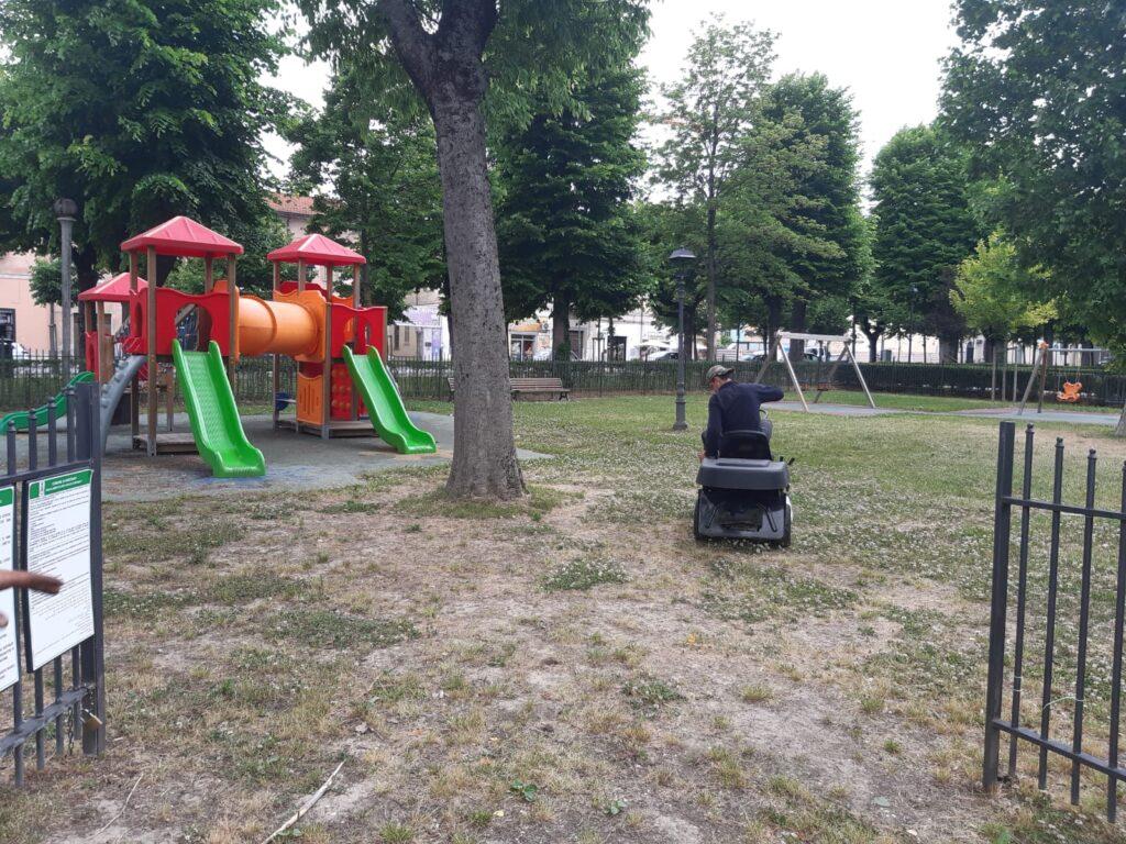 immagine parco giochi