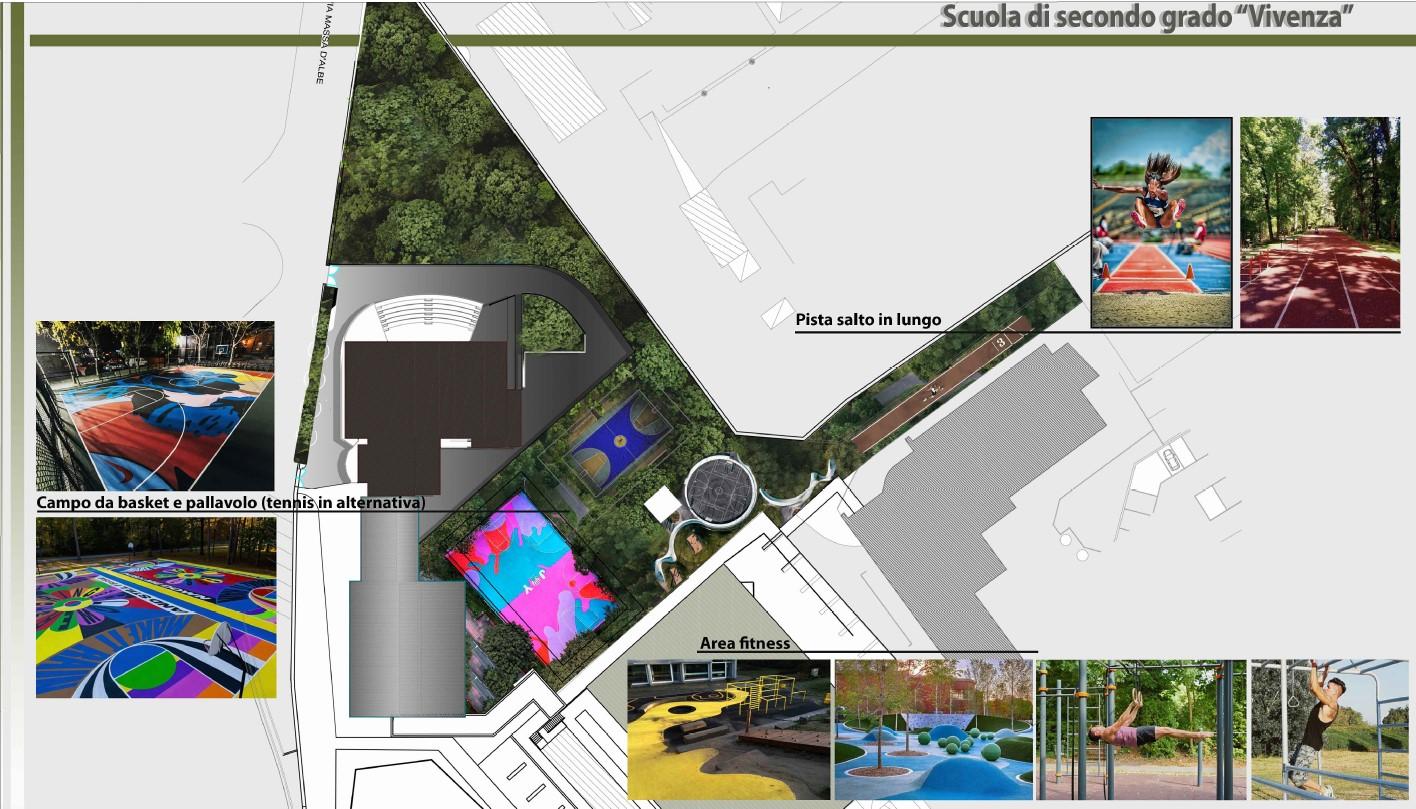 immagine mappa Vivenza