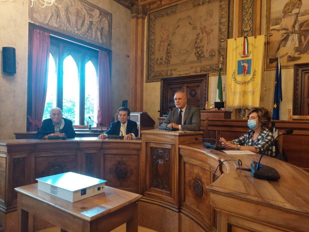Immagine Comune e Fondazione Carispaq