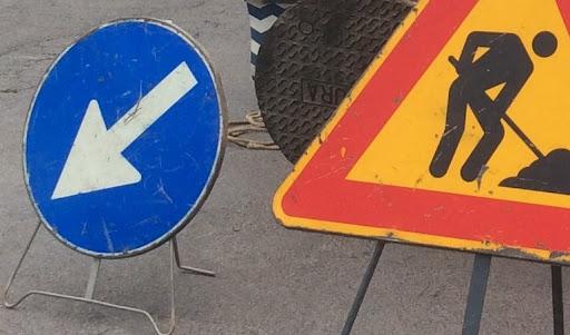 immagine lavori strade